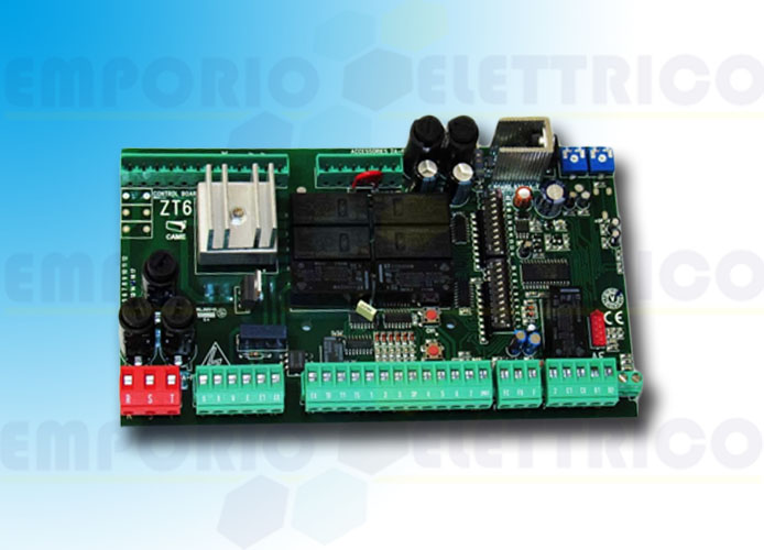came replacement control board 3199zt6