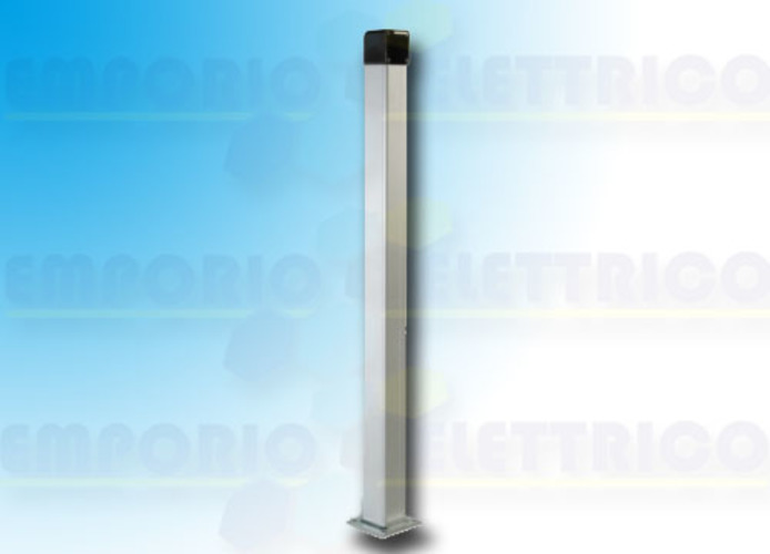 came anodized aluminium post h=1 mt 001css css