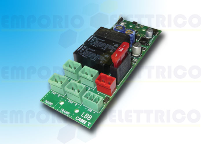 came kit circuit board for emergency and battery charging gard pt 806sa-0080
