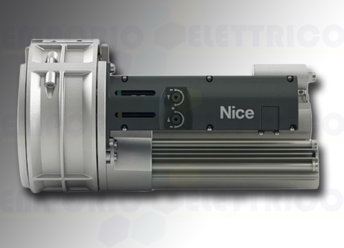 nice reversible gearmotor for balanced roller shutters 230v giro gr170r