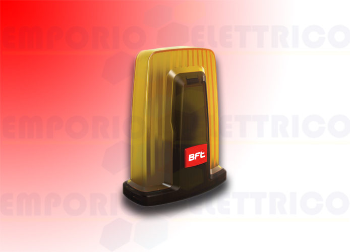 bft flashing light with antenna radius led ac a r1 d114093 00002