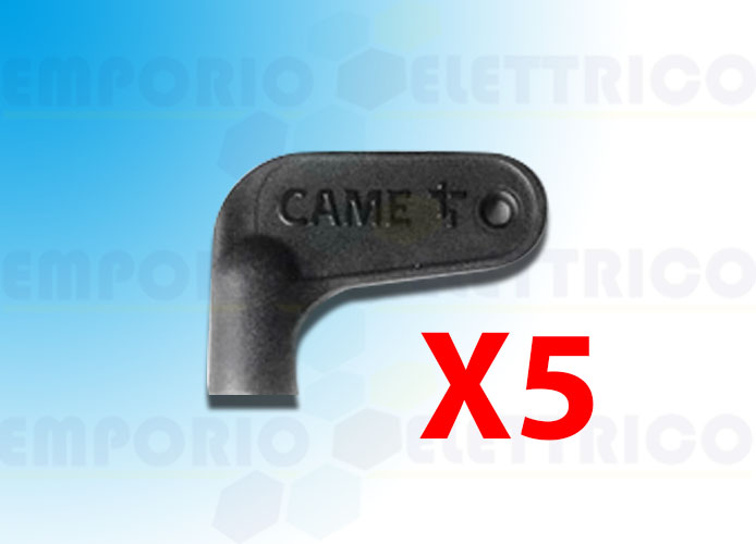 came 5 x spare part release key ats30-50 88001-0240